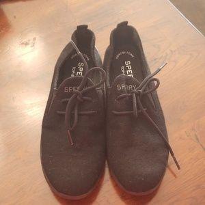 Sperry womens Rio Aqua Wool sneaker size 6.5